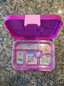 Yumbox original bento lunch box container and tray