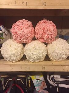 Reduced Rose balls