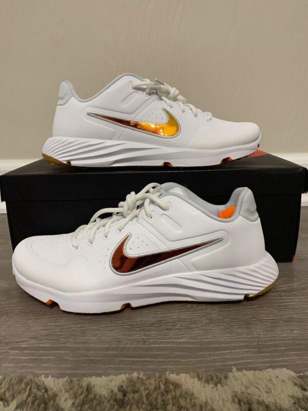 Nike Women's Alpha Huarache Elite 2 Turf Softball Shoes Size 9.5 CJ9988-102