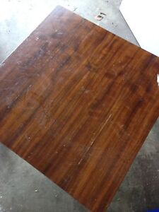 Wooden coffee table Mortdale Hurstville Area Preview
