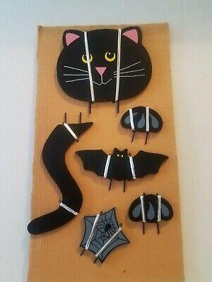 AVON Halloween Pumpkin Dress Up Cat Character NIB Free Shipping