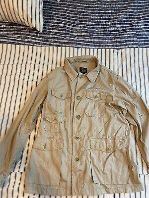 Engineered Garments, Woolrich Woolen Mills, Daiki Suzuki, Explorer Jacket, Large