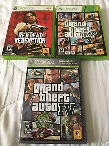 Xbox 360 games rockstar