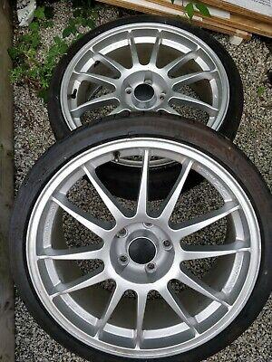 "OZ Superleggera 19"" Alloy Wheels BMW fitment 5x120 good condition with two tyres"