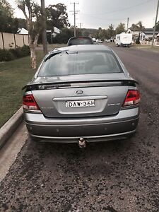 2006 Ford Falcon bf Berkeley Vale Wyong Area Preview