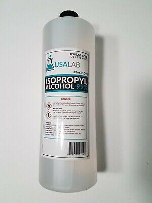 99 Isopropyl Alcohol 32oz Laboratory Grade