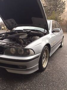 1998 BMW 540i 6 speed manual