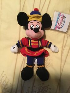 Brand New Disney MBBP Nutcracker Mickey Mouse