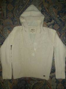 Knitted Hoodie Jacket Tuart Hill Stirling Area Preview