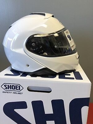 *Fast Shipping* Shoei Neotec 2 (White) Motorcycle Helmet   XS,S,M,L,XL,2XL