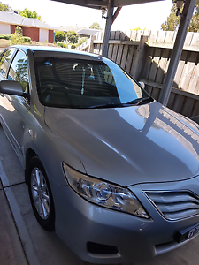 Toyota camry 2010 model  rego Cranbourne North Casey Area Preview