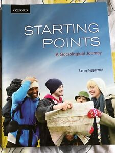 Starting Points Lorne Tepperman