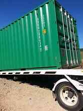 Shipping container hire / sales Port Macquarie Port Macquarie City Preview