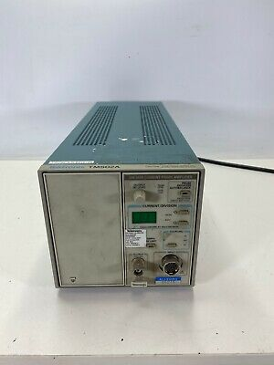 Tektronix Tm502a Chassis With Am 503b Current Probe Amplifier Parts Or Repair
