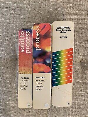 Pantone Color Formula Guide Process Solid To Process Fans