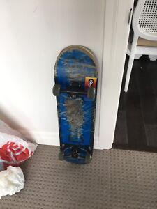Dark star skate board