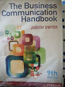 business communication handbook judith dwyer free download