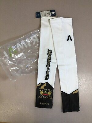Sizes S M L White Sugoi Icon Thermal Cycling Arm Warmers