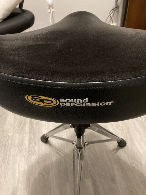 Sound Percussion Tractor Style Drum Throne