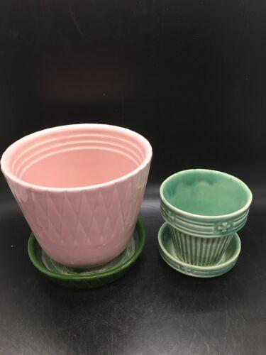 Vintage Pots & Saucers