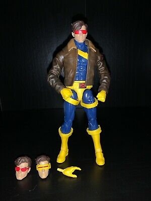 "Marvel Legends X-Men Cyclops 6"" Figure Only from Love Triangle 3 Pack."