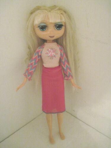 "Mattel DIVA STARZ Star 12"" Talking Blonde Fashion  Doll -  Original Outfit"