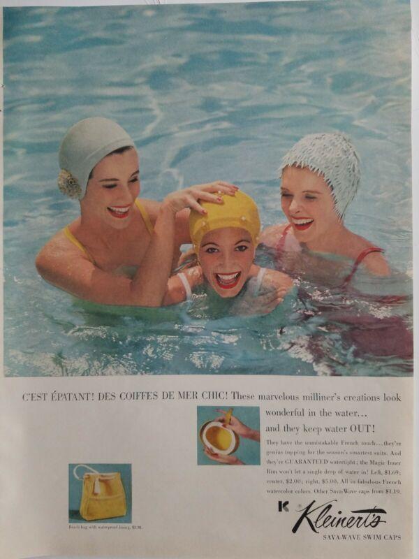 1956 Kleinerts women