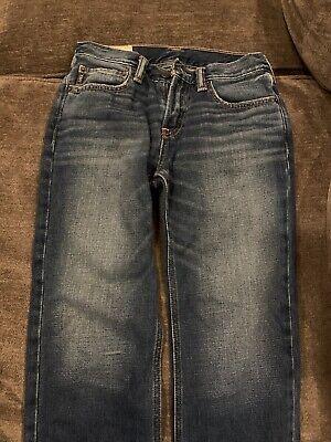 Abercrombie Boys Classic Straight Size 14 Boys Jeans 14 Classic Men Jeans