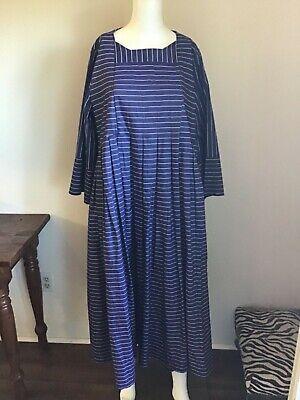 NWOT CASEY CASEY Cotton SILK Oversized DRESS M $1370 Pristine