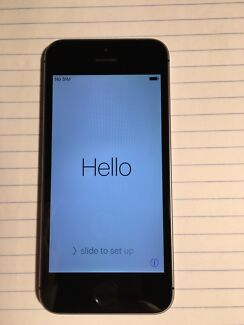 iPhone 5s - Space grey - 64Gb. Also selling Gold 64Gb iPhone 5s.  Gungahlin Gungahlin Area Preview