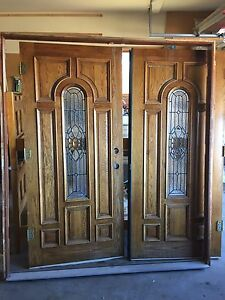 Beautiful Solid Wood Doors