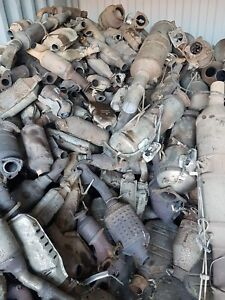 Top Dollars for Catalytic Converters and Dpf