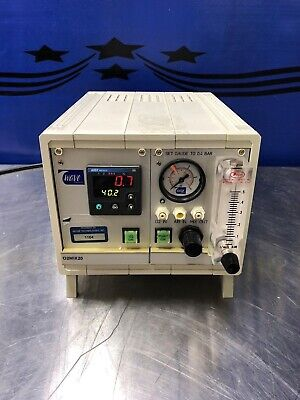 Wave Biotech O2mix20 Bioreactor Mixing Controller - O2 Air And Mix