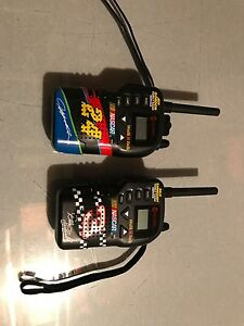 Dale Earnhardt and Jeff Gordon Walkie Talkies