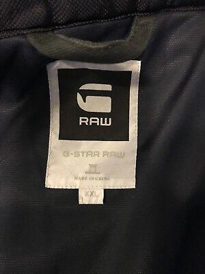 G Star Raw Men's Luxurious Winter Coat XXL, Only Worn A Few Times EUC for sale  Bronx