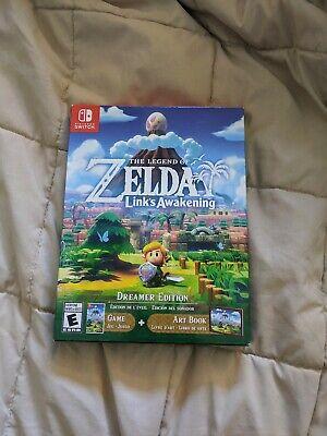 Legend Of Zelda Links Awakening Dreamer Edition