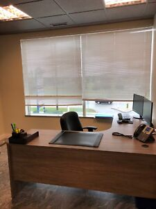 2 furnished offices