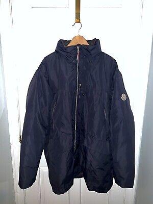 MONCLER Grenoble Navy Men's Jacket W/ Shell Liner RARE SKI WINTER DESIGNER SZ 6