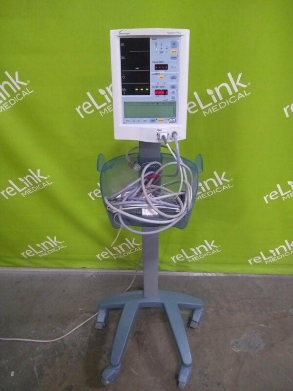 Datascope Medical Accutorr Plus Vital Signs Monitor