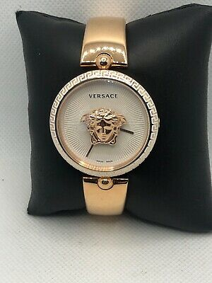 Versace VCO121812310956 Women's Stainless Steel Analog Dial Quartz Watch OL101