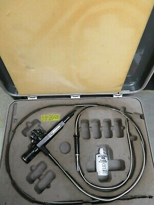 Olympus If8d4-20 Industrial Fiberscope W Case And Accessories - Ni63