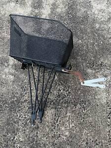 Rear Bike Basket