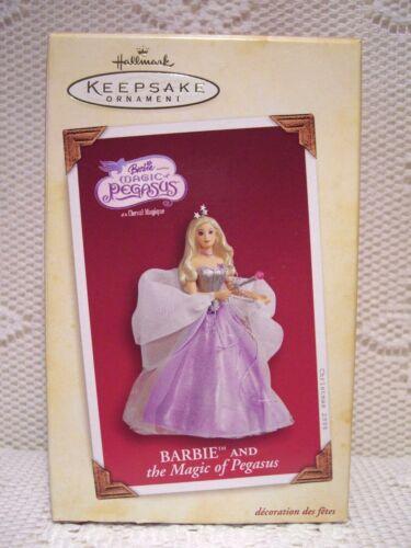 2005 - Barbie and the Magic of Pegasus - Hallmark ornament