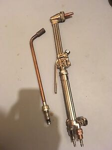 Smith wh100  sa495 oxygen acetylene torch