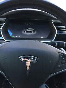Tesla S60 AUTOPILOT  2014