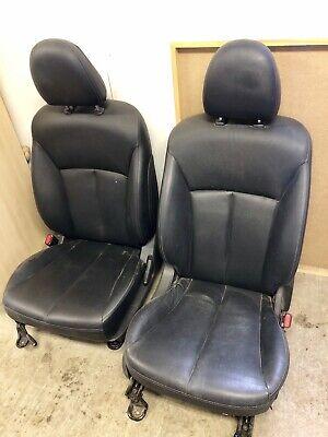 Mitsubishi L200 Leather Seats 2017