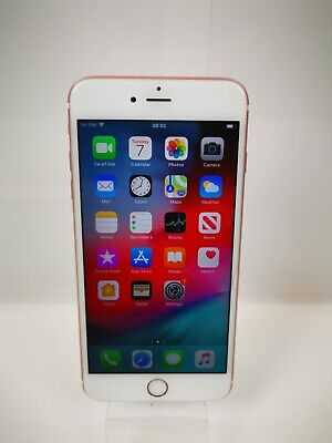(Wi1) Apple iPhone 6S Plus 16GB O2- Rose Gold - Please Read Description