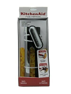 KitchenAid No-Mess No-Stress Universal Can/Bottle Opener Black KD199OHOBA