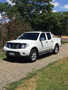 Nissan Navara ST-X D40  SOLD WITH 1 YEAR REGO Young Young Area Preview