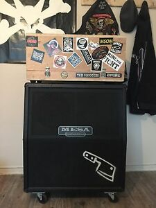 Mesa Triple Rectifier and matching Road King 4x12